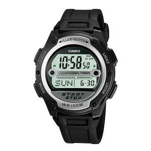 カシオ CASIO スポーツ サッカー レフェリーウォッチ 逆輸入 デジタル メンズ 腕時計 W-756-1AV ラバーベルト value-club