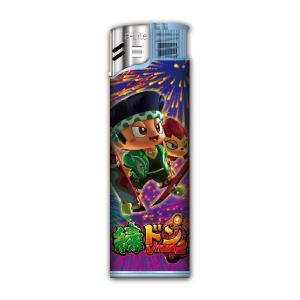 UNIVERSAL パチスロ 緑ドンVIVA2 電子ライター (全5種セット) 緑ドングッズ 2014-04-25|value-club
