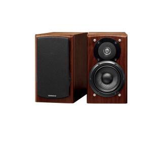 ケンウッド Speaker System (木目) LS-K901-M