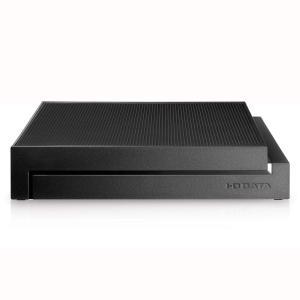 I-O DATA 外付けHDD ハードディスク 4TB テレビ録画 TV接続ガイド付 PS4 Mac...