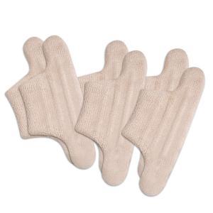 [Vkaiy] かかとパッド 6枚セット 靴ずれ防止 靴擦れ サイズ調整用 貼るだけ 簡単 痛み軽減...