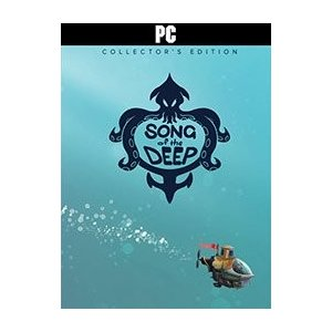 Song of the Deep Collector's Edition PC ディープの歌 コレクターズエディション ウィンドウズ 北米英語|value-select