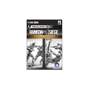 Tom Clancy's Rainbow Six Siege Gold Edition Windows レインボーシックス包囲ゴールドエディション PC 北|value-select