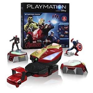 Hasbro Playmation Marvel Avengers Starter Pack ハスブロ Playmation マーベルアベンジャーズスターター