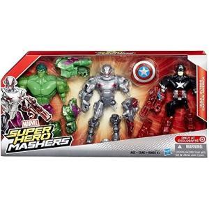 Marvel Super Hero Mashers Avengers vs Ultron Pack マーベルスーパーヒーローフィギュア
