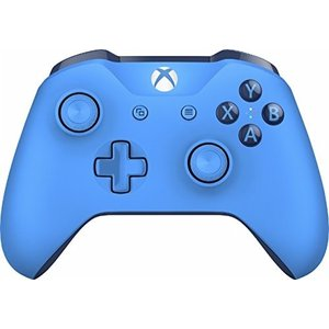 Microsoft Xbox Wireless Controller for Xbox One Blue マイクロソフトワイヤレスコントローラブルー|value-select