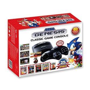 Sega Genesis Classic Game Console セガジェネシス古典的なゲームコンソール 北米英語版|value-select