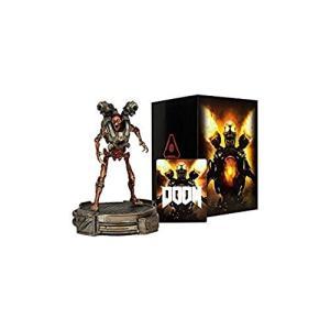 DOOM PS4 コレクターズエディション版 プレイステーション4 ビデオゲーム 北米英語版|value-select