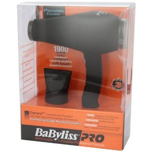 Babyliss プロ BABP6685N 磁器セラミック Carrera2 ドライヤー
