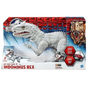Jurassic World Chomping Indominus Rex Figure ジュラシックワールドレックスフィギュア|value-select