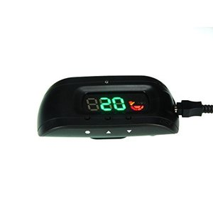 車のフロントガラス上に速度ディスプレイ GPS 利用によるスピード測定|value-select