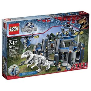 レゴ ジュラシックワールド インドミナス・レックス・ブレイクアウト 75919|value-select