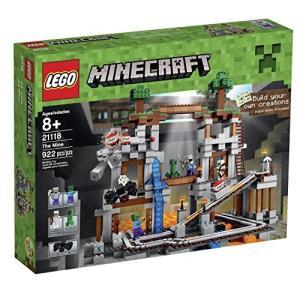LEGO レゴ マインクラフト Minecraft 21118 The Mine|value-select
