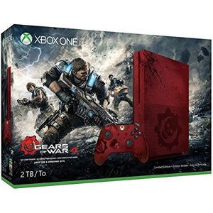 Xbox One S 2TB Console - Gears of War 4 Limited Edition Bundle コントローラー セット ギアーズ・オ|value-select