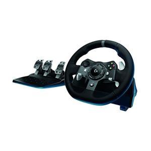 Logitech G920 Driving Force Racing Wheel - ロジテック - ロジクール G920 ドライビングフォース レー|value-select