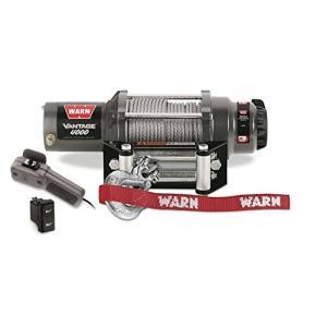 1800kgの容量★89040 Warn社 Vantage ヴァンテージ4000ウインチ 12V|value-select