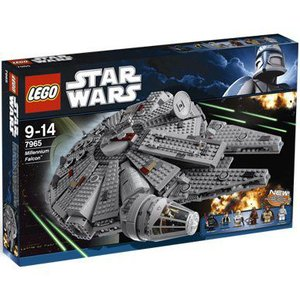 LEGO Star Wars (レゴブロック:スターウォーズ) ミレニアム・ファルコン 輸入版|value-select