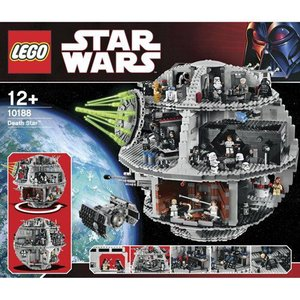 LEGO Star Wars (レゴブロック:スターウォーズ) デス・スター 日本未発売品ToP1|value-select