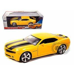ダイキャストカー 2006 シボレー カマロ コンセプト Chrome Rims 1/18 value-select