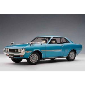 ダイキャストカー トヨタ セリカ 1600GT(TA22) ブルー 1/18|value-select