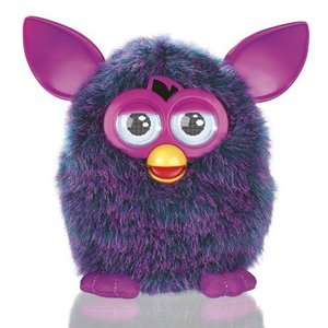 Furby,Purpleファービー 2012年 最新版米国正規品