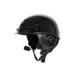 ハーフヘルメットに装着可能なBluetoothヘッドセット&インカム バイクでもスノボでも遠くの仲間とお話し value-select