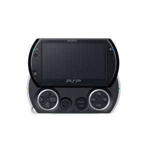 PSP go「プレイステーション・ポータブル go」 ピアノ・ブラック  (PSP-N1000PB)|value-select
