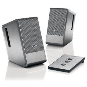 BOSE Computer MusicMonitor マルチメディアスピーカー シルバー|value-select