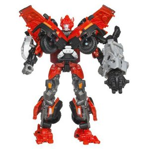Transformers トランスフォーマー Dark Of The Moon Mechtech Voyager Class Cannon Force Ironhide Figu|value-select
