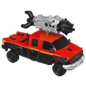 Transformers トランスフォーマー Dark Of The Moon Mechtech Voyager Class Cannon Force Ironhide Figu|value-select|03