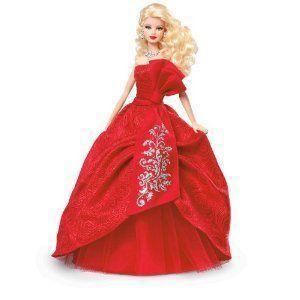 バービー人形 コレクター2012ホリデイドール/ Barbie Collector 2012 Holiday Doll [海外直送品]|value-select