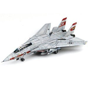 1/72 F-14A [VF-1 Wolfpack] 12504 - Plastic model kit プラモデル 模型 モデルキット おもちゃ|value-select