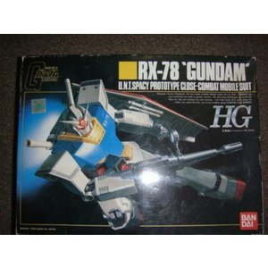 Gundam ガンダム RX-78 U.N.T Spacy Prototype HG プラモデル 模型 モデルキット おもちゃ|value-select