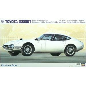 1/24 Toyota 2000GT (Model Car) プラモデル 模型 モデルキット おもちゃ value-select