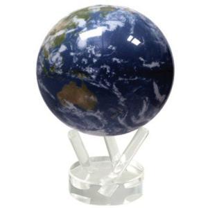 光で回る地球儀 ムーバグローブ クラウドサテライト 衛星 MOVA Globe Clouds Satellite 4.5インチ【海外|value-select