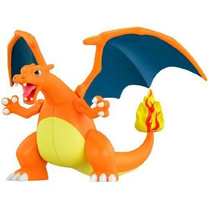 Pocket Monster Plastic Model NEO Charizard フィギュア 人形 おもちゃ