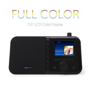 Grace Digital Mondo+ グレースデジタル インターネットラジオ ワイヤレススマートスピーカー Wi-Fi、Bluetooth、3.5インチカラーディスプレイ|value-select|04