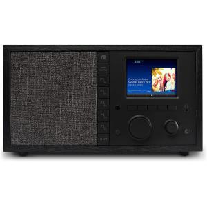 Grace Digital Mondo+ グレースデジタル インターネットラジオ ワイヤレススマートスピーカー Wi-Fi、Bluetooth、3.5インチカラーディスプレイ value-select 07