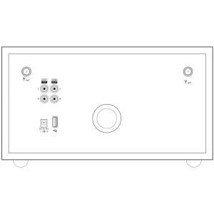 Grace Digital Mondo+ グレースデジタル インターネットラジオ ワイヤレススマートスピーカー Wi-Fi、Bluetooth、3.5インチカラーディスプレイ value-select 09