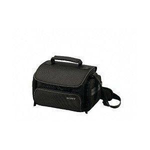 SONY Handycam ビデオカメラ・ソフトケース/ブラック LCS-U20|value-select