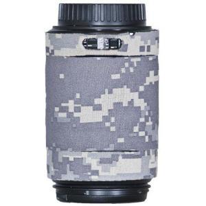 LensCoat(レンズコート) LC55250DC キャノン 55-250mm F4-5.6 IS AF レンズカバー(デジタルカモ)|value-select