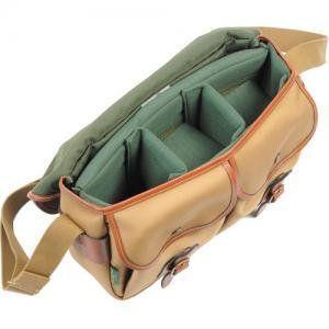 Billingham ビリンガム カメラバッグ Hadley Pro Shoulder ショルダー Bag Khaki with Tan Leather Trim value-select 02