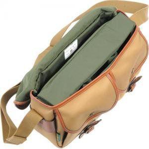 Billingham ビリンガム カメラバッグ Hadley Pro Shoulder ショルダー Bag Khaki with Tan Leather Trim value-select 03