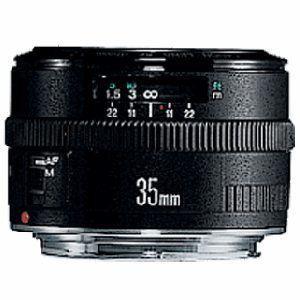 Canon EFレンズ EF35mm F2 単焦点レンズ 広角