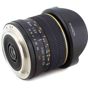 Rokinon ロキノン 8mm Ultra Wide Angle f/3.5 Fisheye Lens 魚眼 for Sony Alpha Mount (ソニ−αマウン|value-select|04