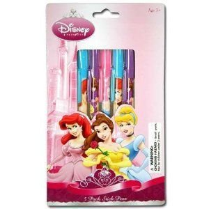 【商品名】Princess 5Pk Stick Pen Case Pack 48【カテゴリー】家電・...