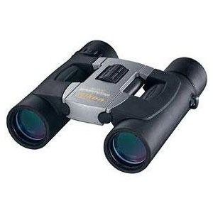 Nikon SportStar IV 10x25 バードウォッチ双眼鏡/シルバー 8202