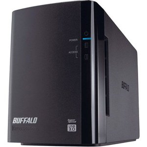Buffalo Technology 2TB USB 3.0 DriveStation Duo
