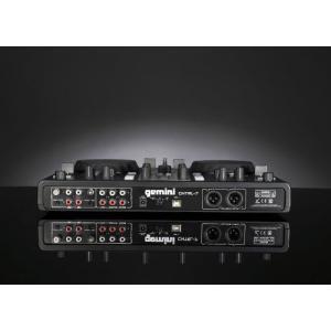Gemini CNTRL-7 USB/MIDI DJ Mixer & Controller with Sound Card|value-select|02