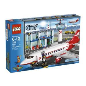 【商品名】レゴ(LEGO) シティ エアポート 飛行機&空港セット City Airport 318...